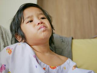 Ebony girl puke vomit puking vomiting and barf