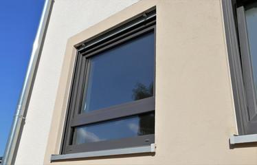 Neues Kunststofffenster
