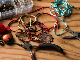 tools and accessories for craftsmanship