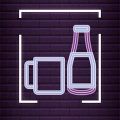 mug and bottle design