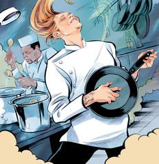 Rock Star Chef
