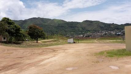 stille Landschaft in Ecuador