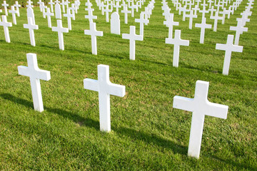 French military cemetery (North of France)