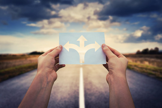 choosing the way