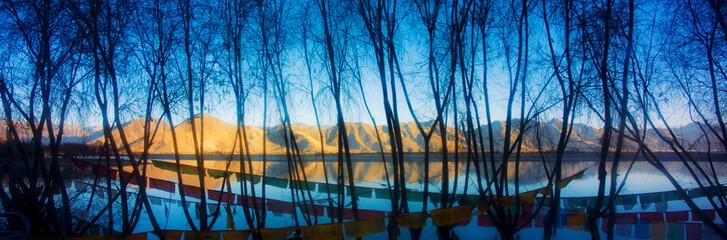 Yarlung Zangbo River Tibet, China