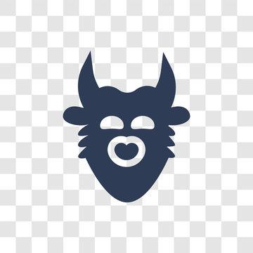 beast icon vector