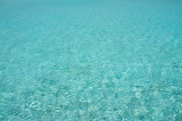 water surface horizontal