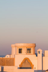 Aussicht in Essaouira, Marokko, Afrika.