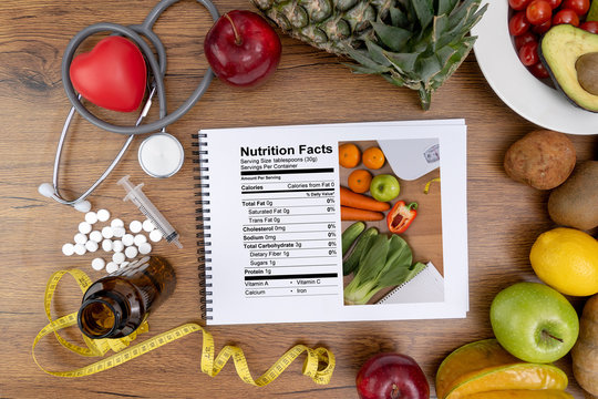 Nutrition food  for good health Healthy food clean eating