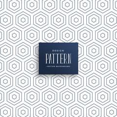 subtle hexagonal lines pattern background