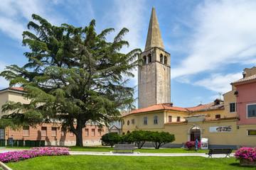 Euphrasius-Basilika in Porec / Istrien