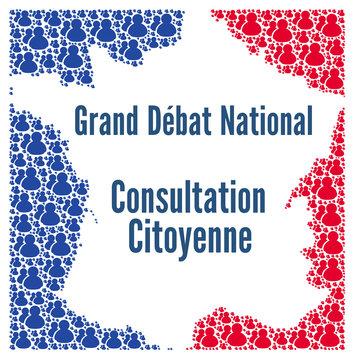 Grand débat national et consultation citoyenne