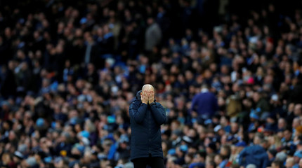 FA Cup Fourth Round - Manchester City v Burnley