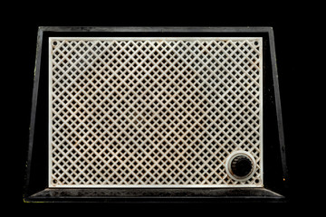 Old Soviet Radio Speaker