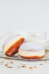Carnival doughnut