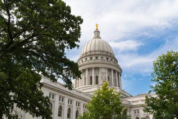 Fototapeta Wisconsin State Capital Building obraz