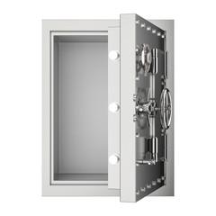 Bank safe or steel safe