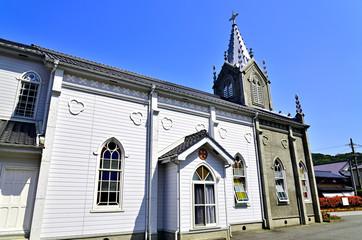 天草 崎津カトリック教会