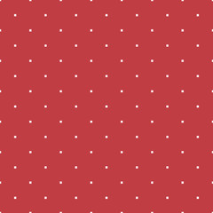 Square dots pattern. Geometric simple background