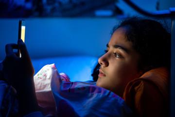 smartphone, sleep, sleepless and young girl