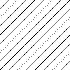 Decorative background of white stripes on black