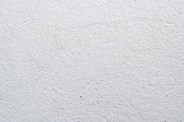 White Rough cement wall background and texture.