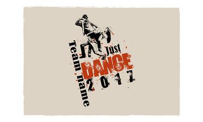 Dance-Tshirt Design