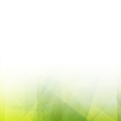 Abstract geometric pattern background advertising banner template