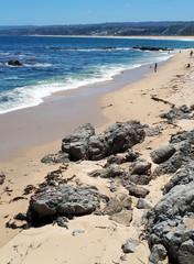 Pazifikküste in Chile