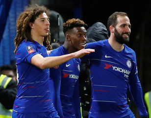 FA Cup Fourth Round - Chelsea v Sheffield Wednesday