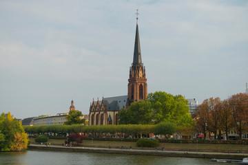 Dreikönigskirche Frankfurt-Sachsenhausen