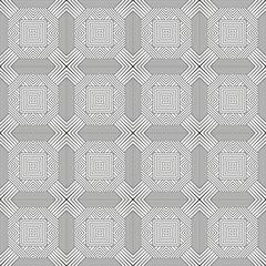 Seamless geometrical vector template.