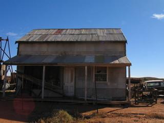 Australia. Broken Hill. Outback NSW