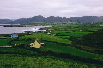 Irland Landschaft und Natur Aufnahme