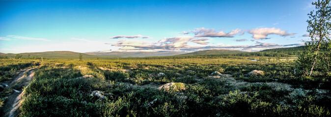 Lapland panorama