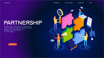 Teamwork Web Banner