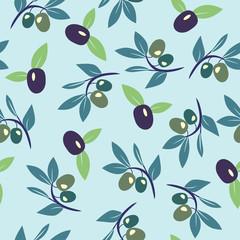 Olive branch vector background