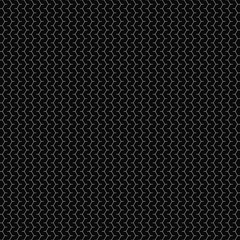 Vector seamless geometric pattern. Abstract line texture. Black-and-white background. Monochrome design. Vector EPS 10