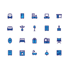 Furniture Icon Sets