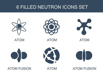 6 neutron icons