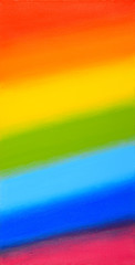 Rainbow - a natural phenomenon of the planet Earth, Beautiful as a whole, as well as a piece.