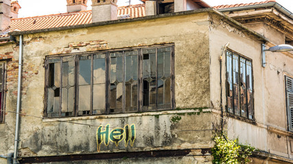 Sign 400 - Hell