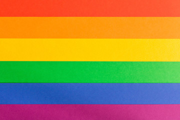 LGBT colors abstract background. Trendy colors abstract background.