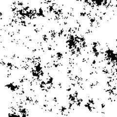 Grunge Urban Background. Black Distressed Grain Dust Texture Overlay