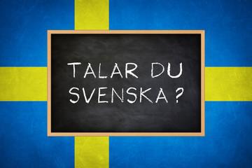 Do you speak Swedish