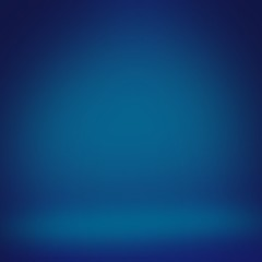 Abstract blurred gradient background ,Color ocean Colorful smooth illustration