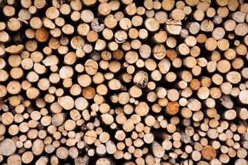 Aluminium Prints legna da bruciare per riscaldamento