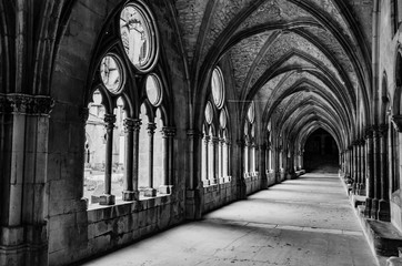 St. Stephen's Cathedral, Toul, France. Fotomurales