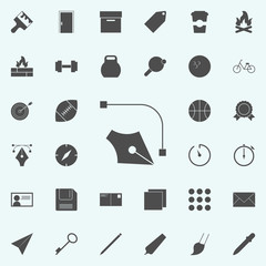 graphic tool icon. web icons universal set for web and mobile