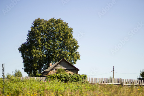 Russian country life part